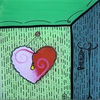 Heart 7 by Martin Nasim - various sizes
