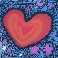 Heart 8 by Martin Nasim - various sizes