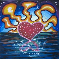 Heart 9 by Martin Nasim - various sizes