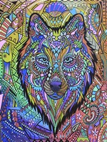 Animals Of Pride - Wolf by Martin Nasim - various sizes