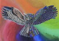 Animals Of Pride - Owl by Martin Nasim - various sizes