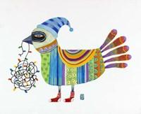 Christmas Bird Fine Art Print