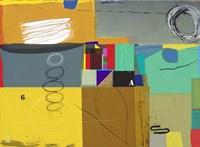 Middle Squares Fine Art Print