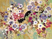 Garden Cat Fine Art Print