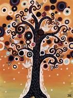 Tree Whimsy And Doves by Natasha Wescoat - various sizes