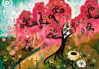 Cherry Blossom Willow by Natasha Wescoat - various sizes
