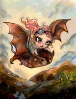 Dreaming Of Flying by Natasha Wescoat - various sizes