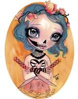 Katana Kisser by Natasha Wescoat - various sizes