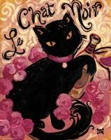 Le Chat Noir Fine Art Print