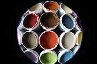 Color Cups & Tape 51 by Eric Carbrey - various sizes