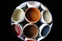 Color Cups & Tape 55 by Eric Carbrey - various sizes