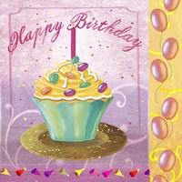 Cupcake Holidays I Fine Art Print