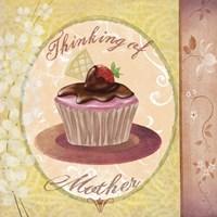 Cupcake Holidays II Fine Art Print