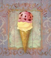 Parlor Ice Cream I Fine Art Print