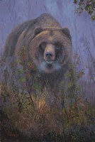 Mountain Ash Grizzly Fine Art Print