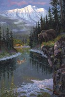 Southfork Grizzly by Allen Jimmerson - various sizes