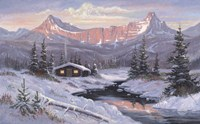 Into the Wilderness by Allen Jimmerson - various sizes, FulcrumGallery.com brand