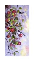 Apple and Chickadees by Allen Jimmerson - various sizes