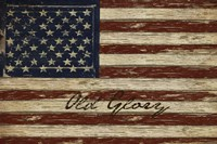 Old Glory Fine Art Print