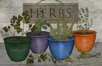 Herbs by Beth Albert - various sizes