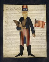 Uncle Sam by Beth Albert - various sizes
