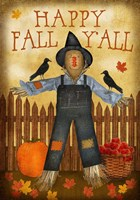 Happy Fall Y'all by Beth Albert - various sizes