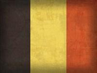 Belgium Framed Print