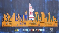 New York City Skyline Fine Art Print