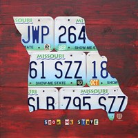 Missouri by Design Turnpike - various sizes