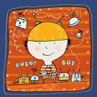 Robot Boy 2 by Carla Martell - various sizes