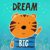 Dream Big by Carla Martell - various sizes, FulcrumGallery.com brand