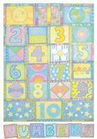 Numbers Fine Art Print