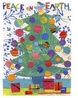 Peace On Earth by Cheryl Piperberg - various sizes