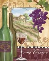 Wine Country Fine Art Print