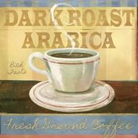 Ground Coffee Fine Art Print