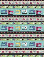 Sewing 3 by Fiona Stokes-Gilbert - various sizes