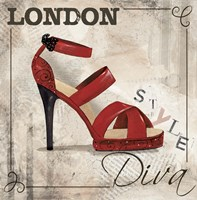London Style by Fiona Stokes-Gilbert - various sizes