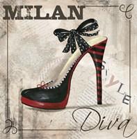 Milan Style Fine Art Print