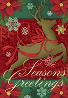Seasons Greetings by Fiona Stokes-Gilbert - various sizes