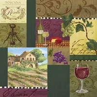 Wine Panels by Fiona Stokes-Gilbert - various sizes