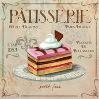 Patisserie II by Fiona Stokes-Gilbert - various sizes