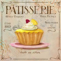 Patisserie IV by Fiona Stokes-Gilbert - various sizes