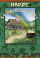 St. Patrick's Day by Fiona Stokes-Gilbert - various sizes