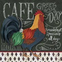 Breakfast Special Fine Art Print