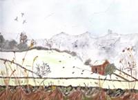 Winter's Mantle Fine Art Print