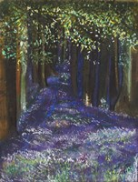 Dreaming Of Blue Bells by Jane Hinchliffe - various sizes