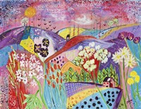 Patchwork Of Love by Jane Hinchliffe - various sizes - $22.49