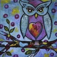 Owl Fine Art Print