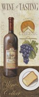 Wine And Cheese I by John Zaccheo - various sizes