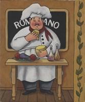Romano by John Zaccheo - various sizes